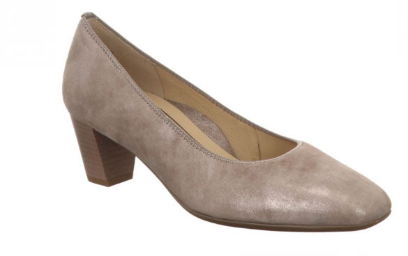 TONY SHOES ARA VEDA PUMP, ARA SHOES VEDA MEDIUM HEEL
