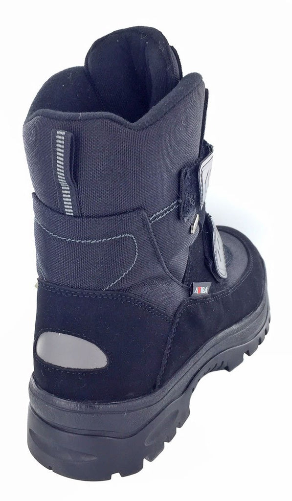TONY SHOES ATTIBA 53620, WINTER BOOTS WITH CRAMPONS, ANTI-SLIP BOOTS