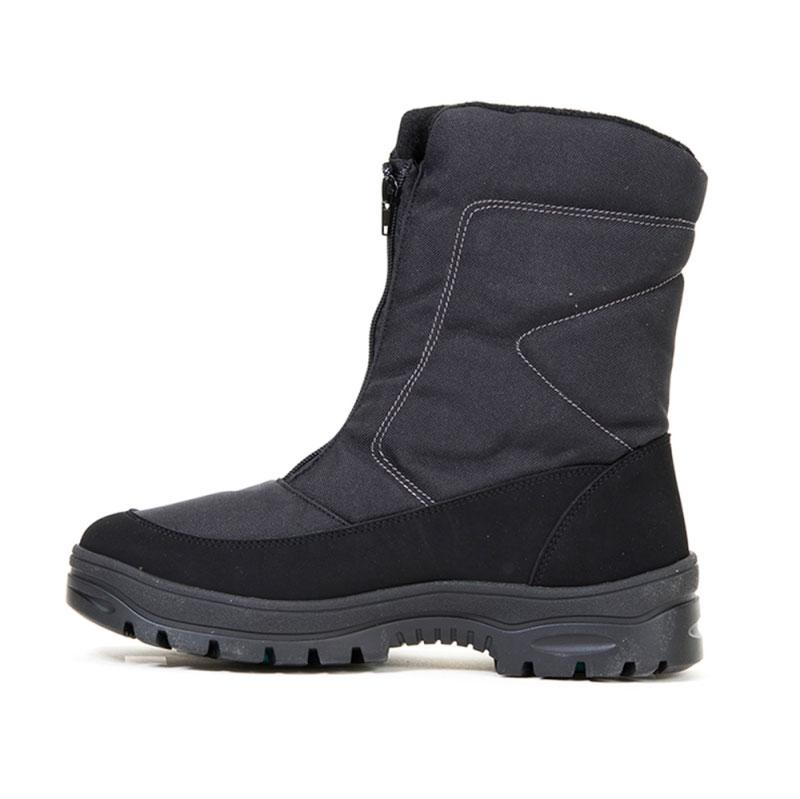 TONY SHOES ATTIBA BOOTS WITH PIVOTING CRAMPONS, WINTER BOOTS ANTI-SLIP