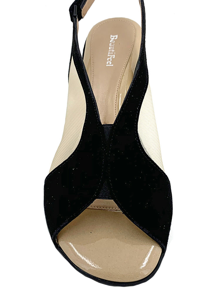 TONY SHOES BEAUTIFEEL OFELIA, COMFORT SHOES, COMFORT SANDALS, BEAUTIFEEL SLINGBACK
