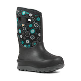 TONY SHOES BOGS NEO CLASSIC BULLSEYE, BOGS WINTER BOOTS, KIDS BOGS BOOTS