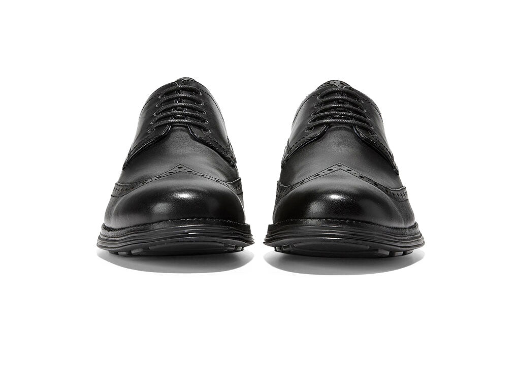 TONY SHOES COLE HAAN MEN'S ORIGINAL GRAND WINGTIP, TONY SHOES MEN'S DRESS SHOES, COLE HAAN DRESS SHOES