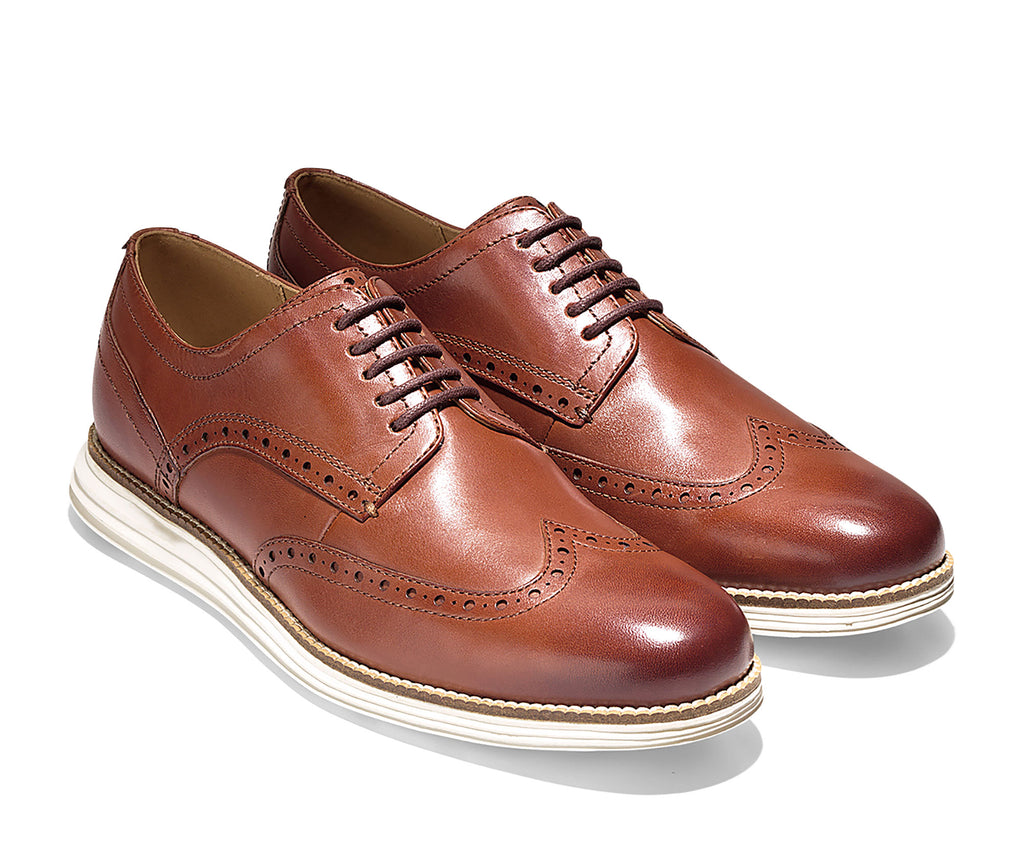 TONY SHOES COLE HAAN ORIGINAL GRAND WINGTIP, TONY SHOES COLE HAAN MEN'S SHOES