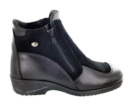 TONY SHOES CONTOURA BOOTS, TONY SHOES WINTER SHORT BOOTS, TONY SHOES LEATHER BOOTS