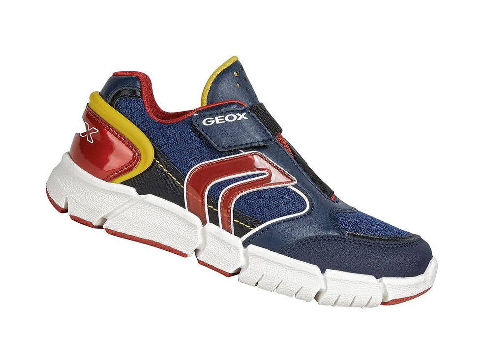TONY SHOES GEOX JUNIOR FLEXYPER, GEOX VELCRO KIDS SHOES