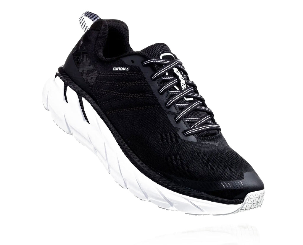 TONY SHOES HOKA ONE CLIFTON 6, HOKA ONE RUNNING SHOES