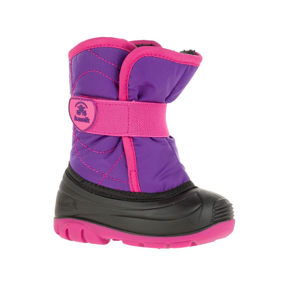 TONY SHOES KAMIK SNOWBUG 3, KAMIK WINTER BOOTS, KAMIK KIDS' WINTER BOOTS