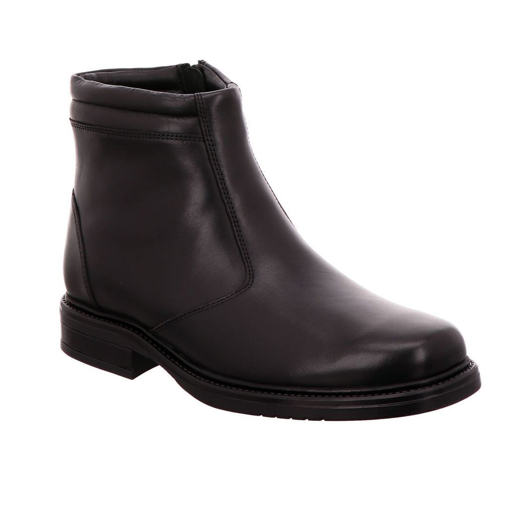 TONY SHOES LONGO BOOTS, MEN'S WINTER BOOTS, SHEEPSKIN BOOTS