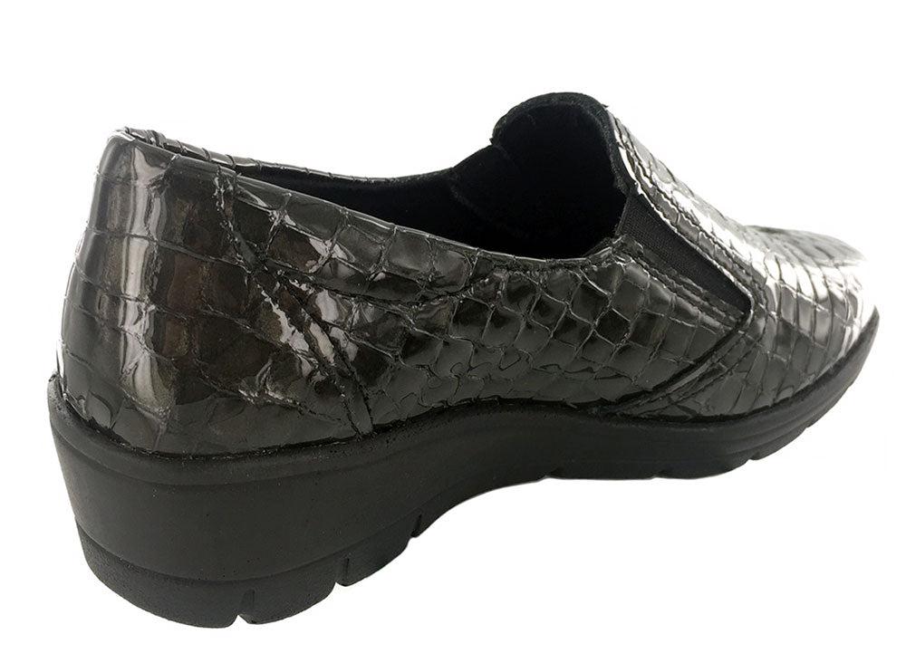 TONY SHOES LONGO 1032253, LONGO 1032254, TONY SHOES ELEGANT WOMEN'S SHOE, TONY SHOES WEDGE SHOES, TONY SHOES CROCO SHOES
