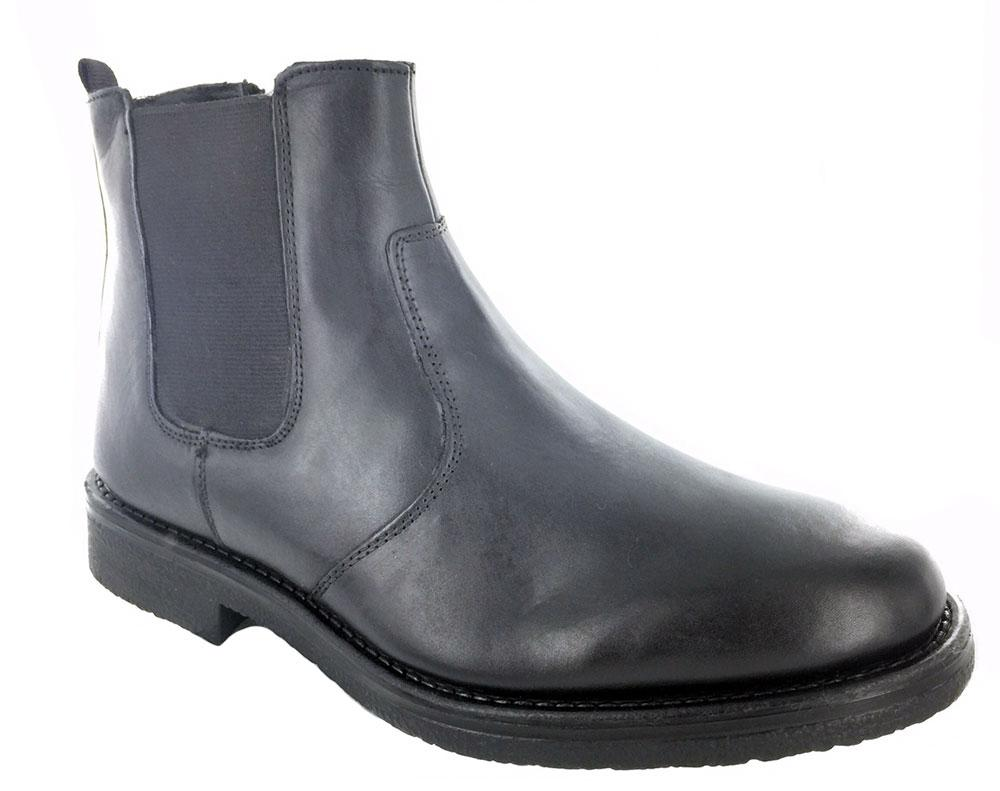 TONY SHOES LONGO BOOTS, MEN'S WINTER BOOTS, MEN'S WARM WINTER BOOTS, TONY SHOES SHEEPSKIN BOOTS