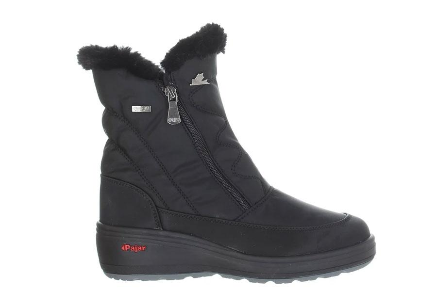TONY SHOES PAJAR VERONICE, WINTER BOOTS WITH ANTI-SLIP SOLES, BOOTS WITH PIVOTING CRAMPONS