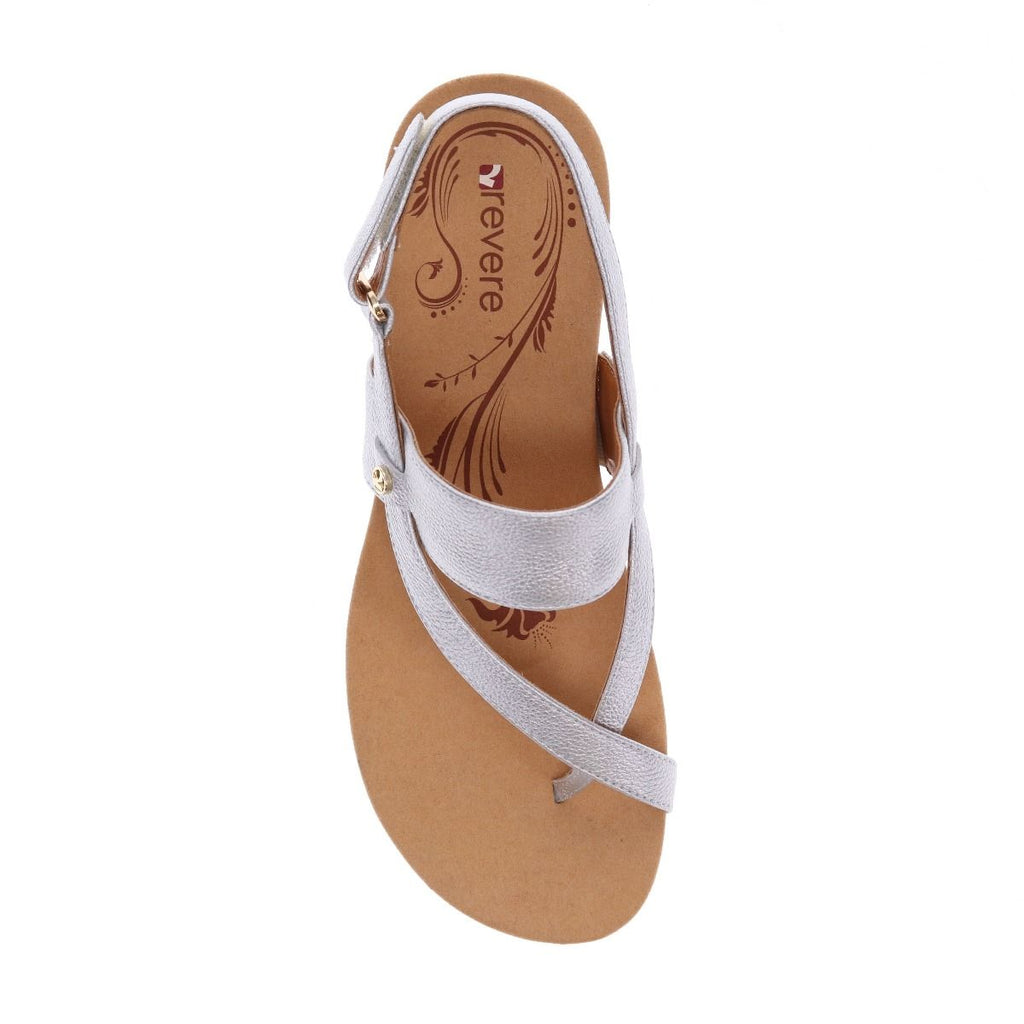 TONY SHOES REVERE SANDALS WITH ARCH SUPPORT
