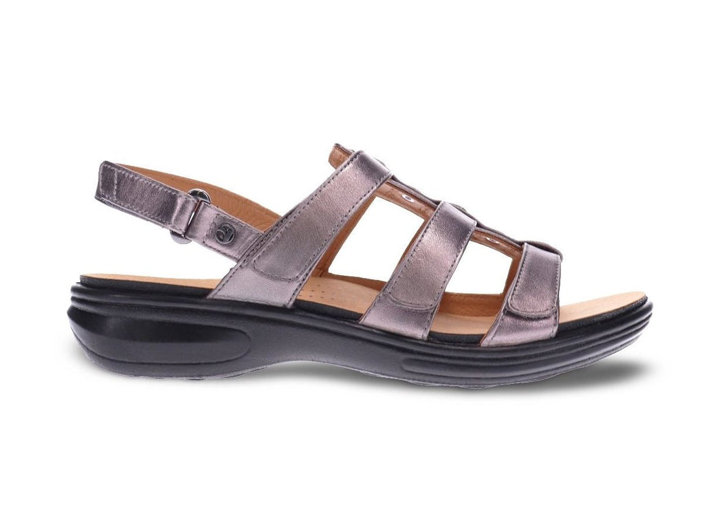 TONY SHOES REVERE TOLEDO SANDALS, REVERE SANDALS WITH ARCH SUPPORT, COMFORT SANDALS