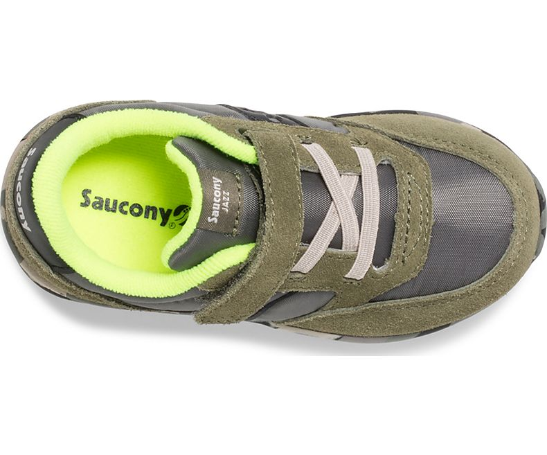 TONY SHOES SAUCONY BABY JAZZ LITE
