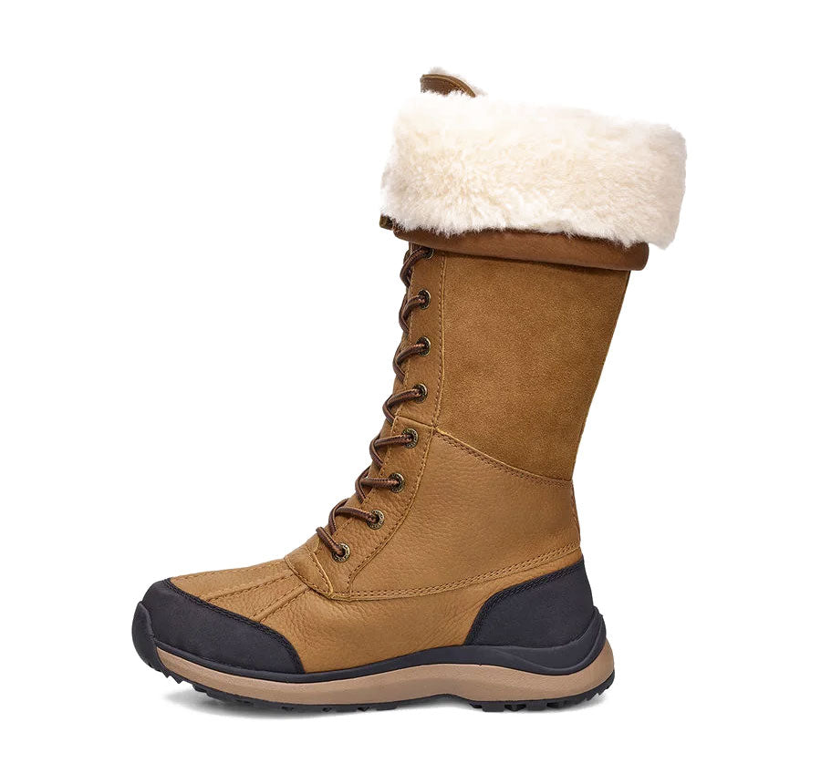 TONY SHOES UGG ADIRONDACK TALL III, UGG ADIRONDACK BOOTS, UGG SHEEPSKIN BOOTS, UGG WINTER BOOTS