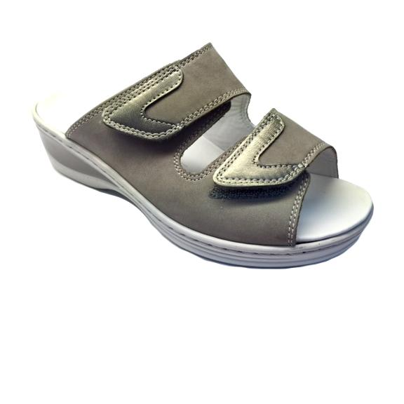 ARA COLMAR SLIDE WITH REMOVABLE INSOLE