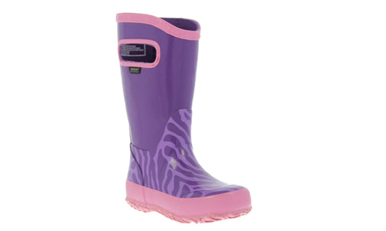 RAINBOOT ZEBRA