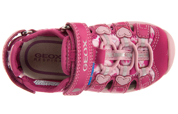 GEOX BABY SANDAL MULTY