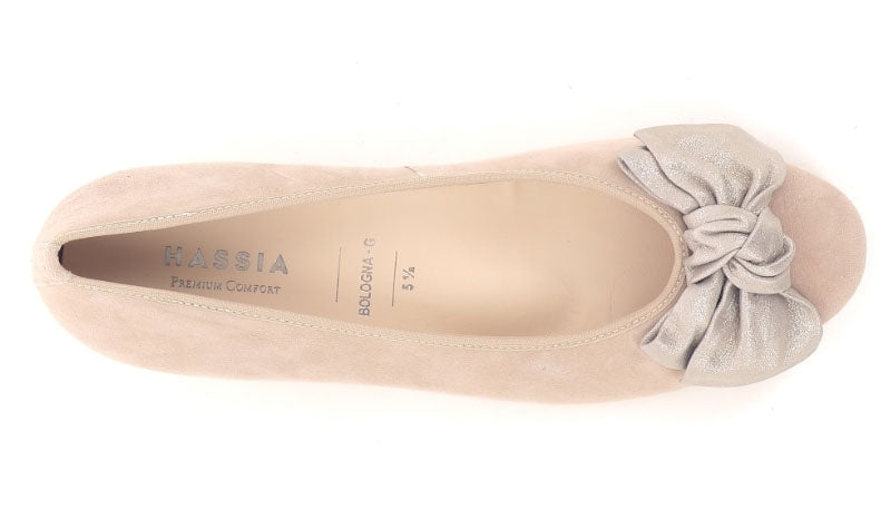 HASSIA BOLOGNA WITH REMOVABLE INSOLES