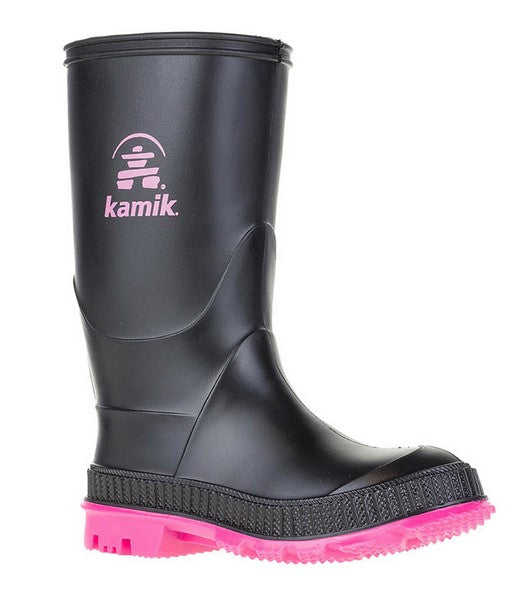 TONY SHOES KAMIK KIDS RAINBOOTS, KAMIK STOMP BOOTS
