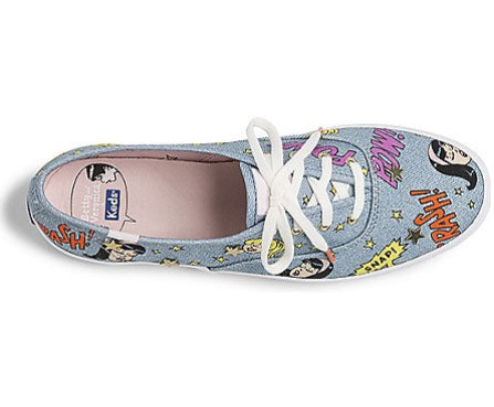 KEDS BETTY & VERONICA CHAMPION POP PRINT