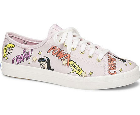keds betty & veronica kickstart pop print