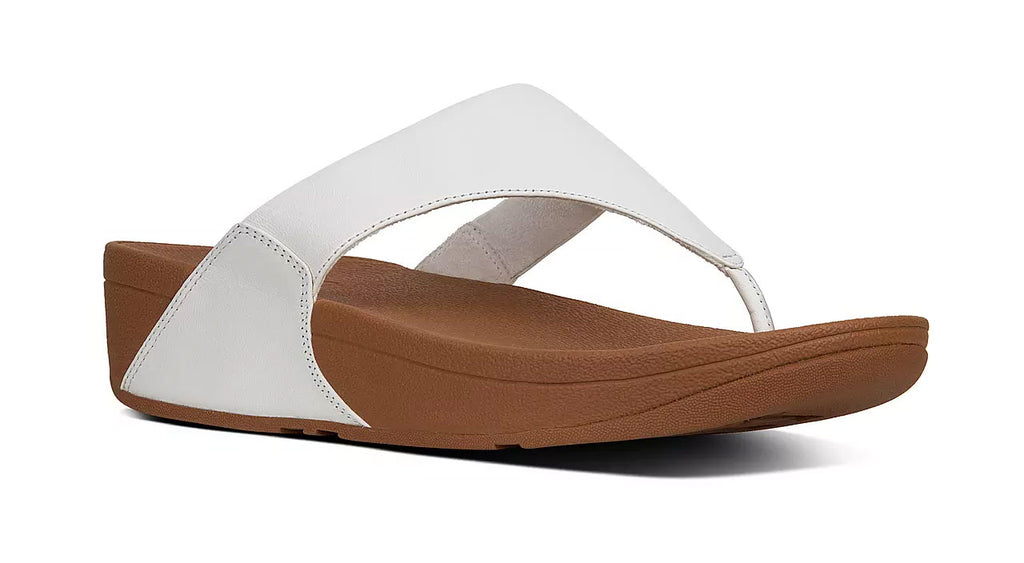 fitflop LULU LEATHER TOEPOST