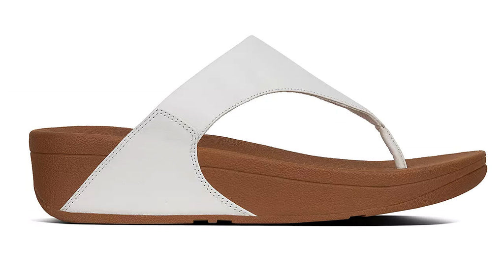 FITFLOP LULU LEATHER TOE POST