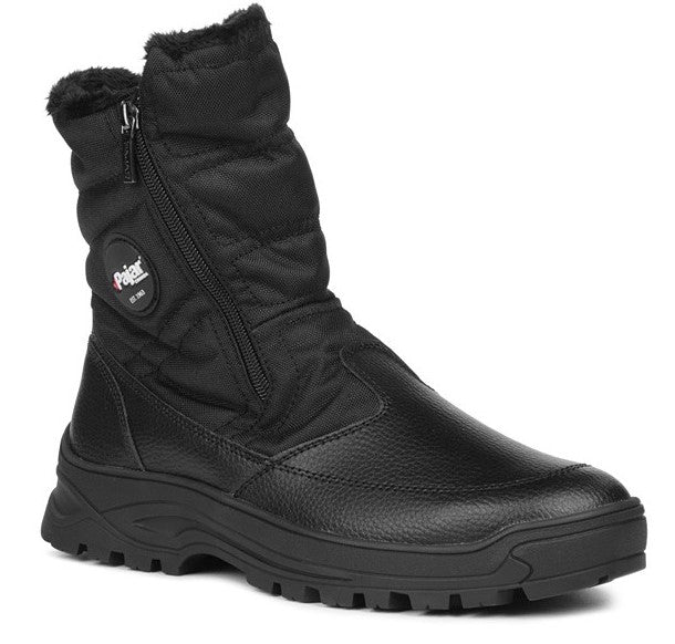 TONY SHOES PAJAR MIRKO, MEN'S WINTER BOOTS WITH PIVOTING GRIPS