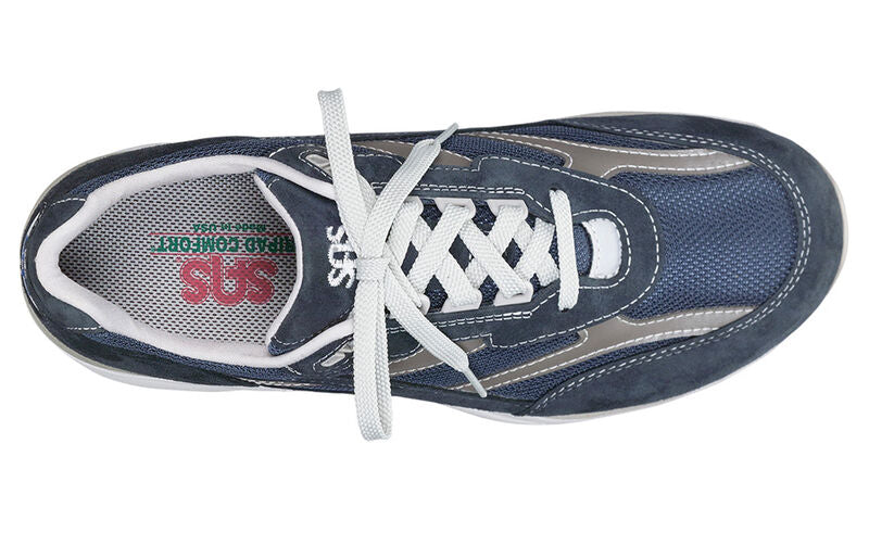 SAS JOURNEY BLUE MESH WITH REMOVABLE