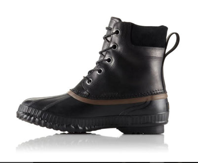 SOREL CHEYANNE LACE FULL GRAIN