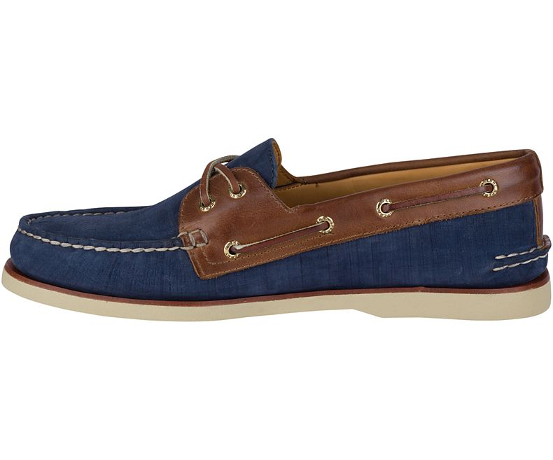 SPERRY MEN'S GOLD CUP NUBUCK