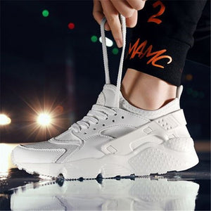 Men's and women's fashion versatile lightweight sneakers