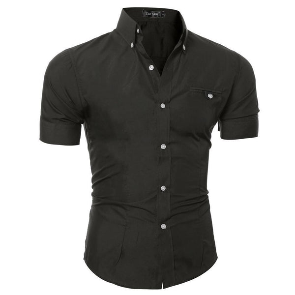 Fashion Short Sleeve Shirt