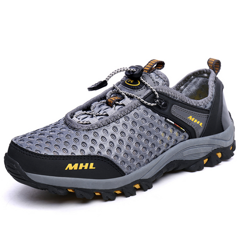 2018 Men's Breathable Wearproof Fashion Walking Shoes