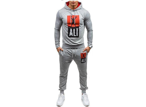 Muhammad Ali Sports Suit Hoodie&Pants