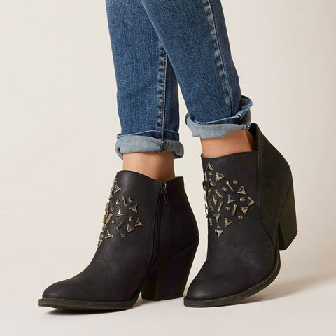 New Stylish Bling Bling Women's Boots