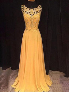 Embroidery Hollow Lace Evening Dress