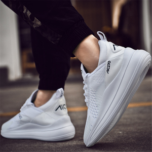 Men's fashion breathable lightweight sneakers