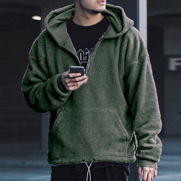 High Quality Comfort Male Pullover Hoodies