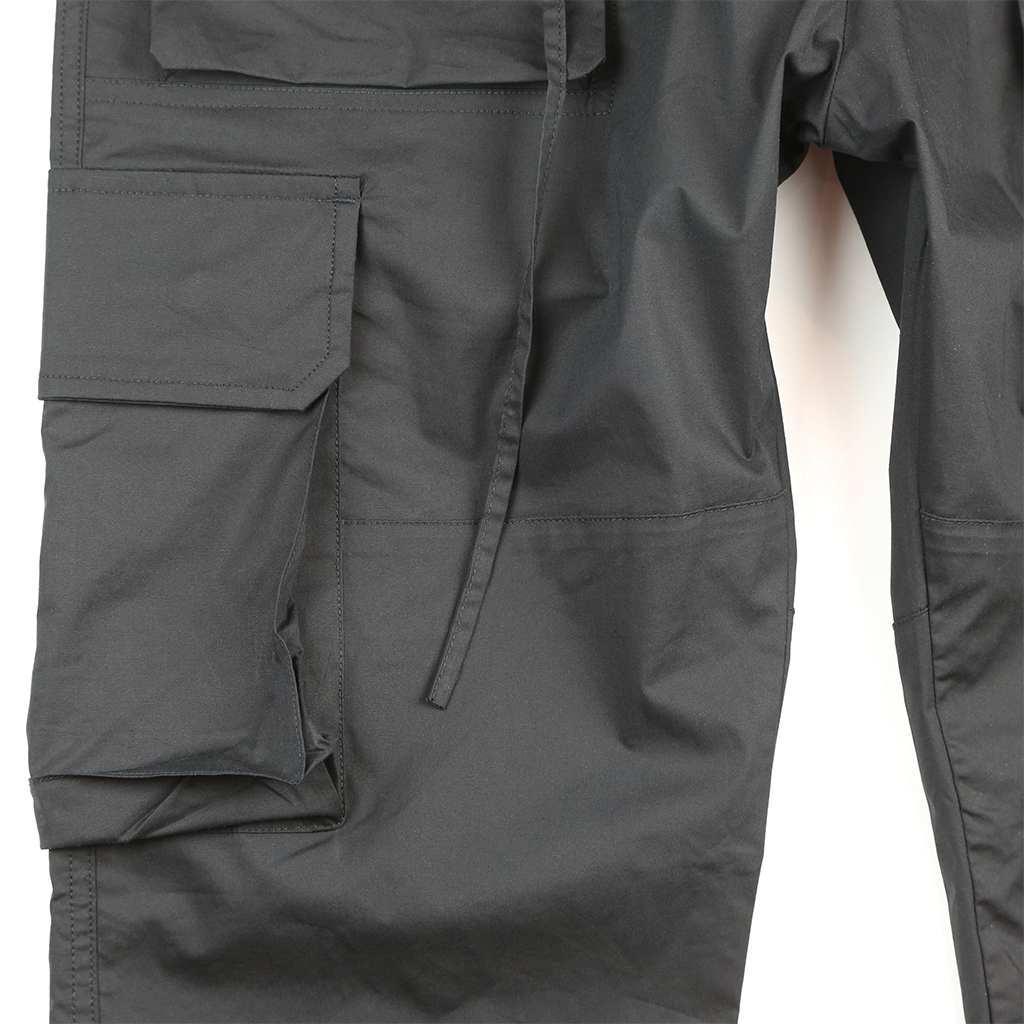 "092P  I.T.O 8 POCKETS BDU PANTS ""BLACK"""