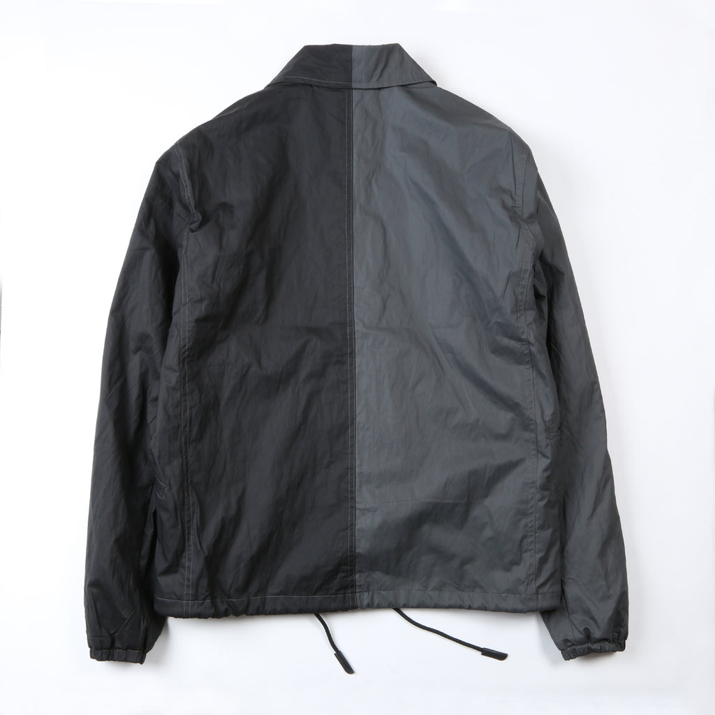 "907J COACH JACKET ""BK/NV"""
