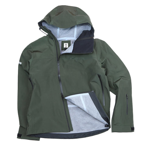 "908J MOUNT MARCY JACKET ""OLIVE GREEN"""