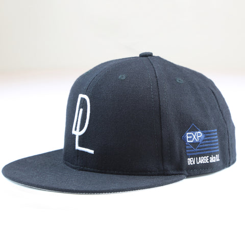 D.L BB CAP (BLACK)