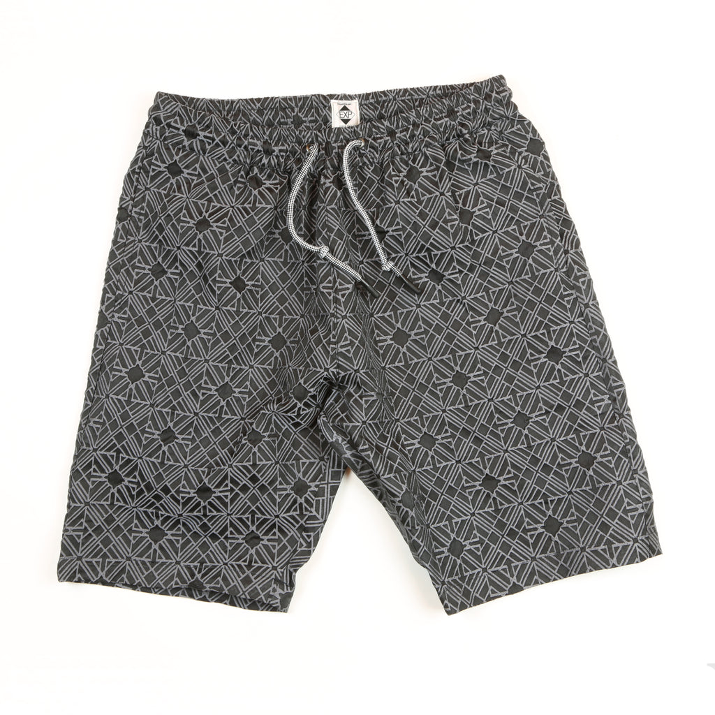 "EX-200P LAGUARDIA SHORTS ""BLACK"""