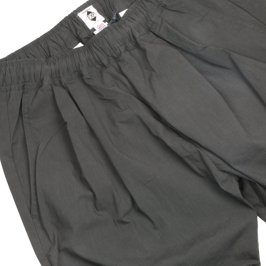 "EX-208P NORWIDE PANTS ""CHARCOAL"""