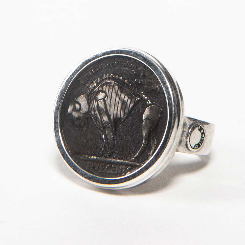"EXP105A HOBO RING ""BUFFALO"""