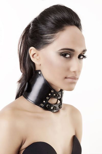 The Vamp Leather Collar