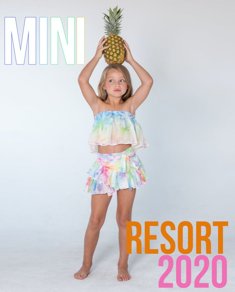 MINI SPRING | RESORT 20