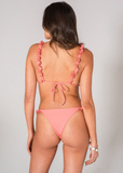 Kai Lani Resort 20 Peachy Scrunchie Bikini